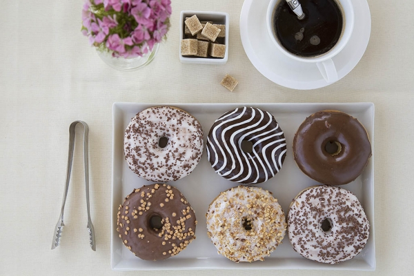 Donuts Blend
